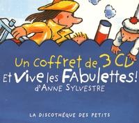 Anne Sylvestre - Et vive les fabulettes !. 3 CD audio