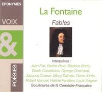 Jean de La Fontaine - Fables. 1 CD audio