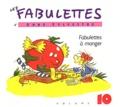 Anne Sylvestre - Fabulettes à manger. 1 CD audio