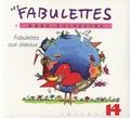 Anne Sylvestre - Fabulettes aux oiseaux. 1 CD audio MP3