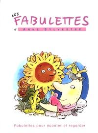 Anne Sylvestre - Fabulettes pour écouter et regarder. 1 DVD + 2 CD audio