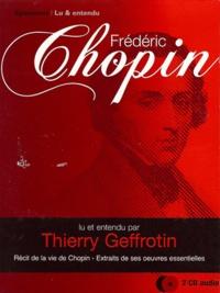 Frédéric Chopin - Frédéric Chopin - 2 CD Audio.