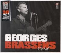 Georges Brassens - Georges Brassens éternel. 3 CD audio