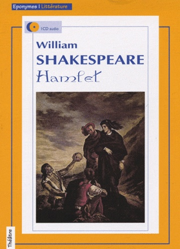 Hamlet  avec 1 CD audio