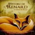 Anonyme - Histoire de Renard - Le roman de Renart. 1 CD audio