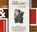 Jacques Prévert - Jacques Prévert - Anthologie. 3 CD audio