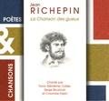Tonio Gémène et  Calise - Jean Richepin - La Chanson des gueux. 1 CD audio