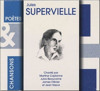 Martine Caplanne et Julos Beaucarne - Jules Supervielle - CD audio.