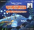 Jules Verne - Jules Verne raconte Vingt mille lieues sous les mers, L'île mystérieuse. 2 CD audio