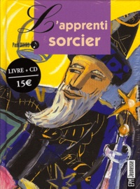 Paul Dukas - L'apprenti sorcier - CD audio.