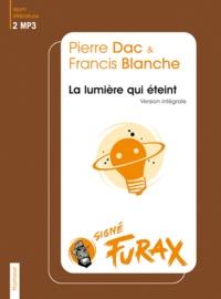Pierre Dac et Francis Blanche - La lumière qui éteint. 2 CD audio MP3