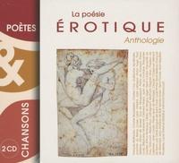 EPM - La poésie érotique. 2 CD audio