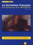 Francis Scaglia - La Révolution Française - Volume 1, Les Prémices de la Révolution CD Audio.