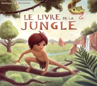 Rudyard Kipling - Le livre de la jungle. 2 CD audio