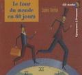 Jules Verne - Le tour du monde en 80 jours. 1 CD audio