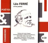 Léo Ferré - Léo Ferré et les poètes. 3 CD audio