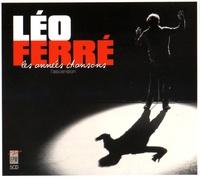 Léo Ferré - Les années chansons - L'ascension. 5 CD audio