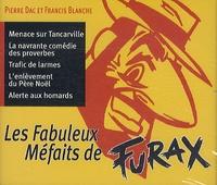 Pierre Dac et Francis Blanche - Les fabuleux méfaits de Furax. 2 CD audio