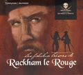 Anne Richard - Les fabuleux trésors de Rackham le Rouge. 1 CD audio