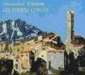 Alexandre Dumas - Les frères corses. 1 CD audio MP3