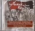 Roger Houlet - Les gueux et leurs révoltes - Poètes montmartrois. 1 CD audio