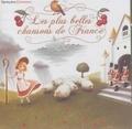 Mathé Altéry et Christian Borel - Les plus belles chansons de France. 1 CD audio