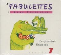 Anne Sylvestre - Les premières fabulettes. 1 CD audio