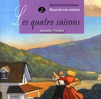 Antonio Vivaldi - Les quatre saisons. 1 CD audio