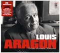 Louis Aragon - Louis Aragon - Poésies devenues chansons. 3 CD audio
