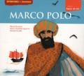 Pierre Ducrozet et Marie-Charlotte Aguerre - Marco Polo. 1 CD audio