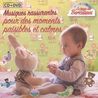 EPM - Musiques rassurantes pour des moments paisibles et calmes. 1 DVD + 1 CD audio