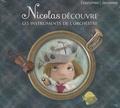 Eponymes - Nicolas découvre les instruments de l'orchestre. 1 CD audio