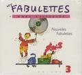 Anne Sylvestre - Nouvelles fabulettes. 1 CD audio