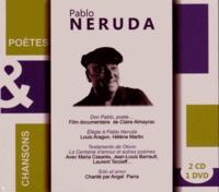 Pablo Neruda - Pablo Neruda. 1 DVD + 2 CD audio