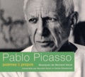 Bernard Ascal et Cécile Charbonnel - Pablo Picasso - Poèmes & propos. 2 CD audio