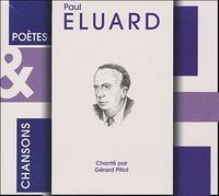 Gérard Pitiot - Paul Eluard - CD audio.