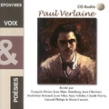 Eponymes - Paul Verlaine. 1 CD audio