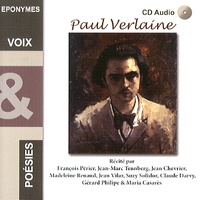 Eponymes - Paul Verlaine. 1 CD audio
