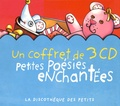 Eponymes - Petites poésies enchantées. 3 CD audio