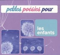 Michèle Bernard et Jean-Luc Michel - Petites poesies pour les enfants. 3 CD audio