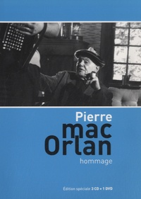Bernard Ascal - Pierre Mac Orlan, hommage. 1 DVD + 3 CD audio