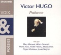 Victor Hugo - Poèmes. 1 CD audio