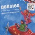 Michèle Bernard - Poésies pour les enfants. 1 CD audio