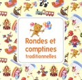 Chantal Grimm et Marc Robine - Rondes et comptines traditionnelles. 1 CD audio