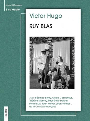 Ruy Blas  1 CD audio
