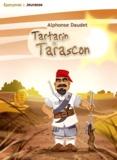 Alphonse Daudet - Tartarin de Tarascon - CD audio.