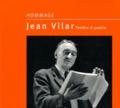 Jean Vilar - Théâtre & poésie - Hommage. 3 CD audio
