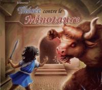 Eponymes - Thésée contre le Minotaure. 1 CD audio