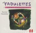 Anne Sylvestre - Tournez fabulettes. 1 CD audio