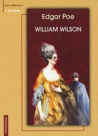 Edgar Allan Poe - William Wilson. 1 CD audio